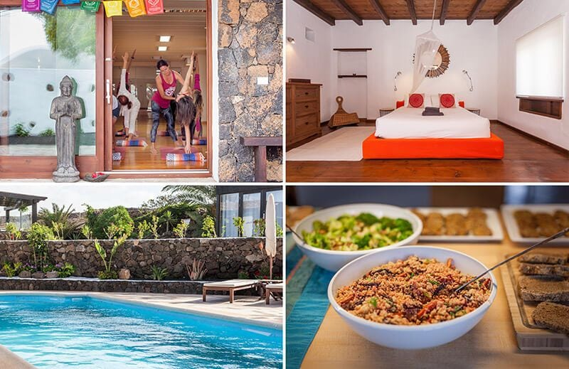 surya yoga pilates retreat fuerteventura